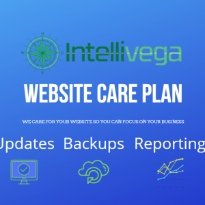 Our Website Care Plan Includes Backups, Reporting, And Updates